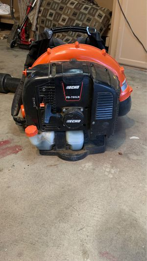 Echo leaf blower for Sale in Fontana, CA