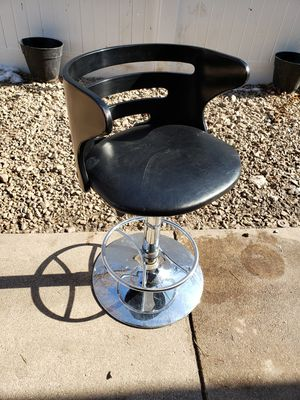 Nice chair, bar chair. for Sale in Salt Lake City, UT