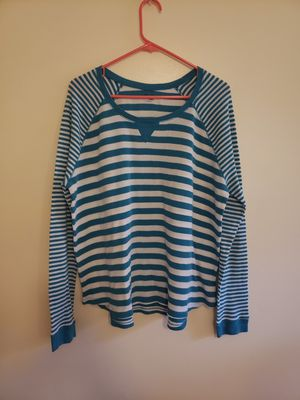 Green stripped Gap shirt XXL for Sale in Madison Heights, VA