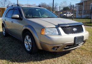 2006 Ford Freestyle SEL V6 120K mi. 3-Row SUV/Wgn Runs great, dual ac for Sale in San Antonio, TX