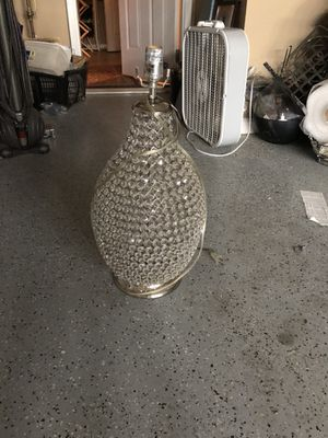 Pier 1 lamp and shade for Sale in Nashville, TN
