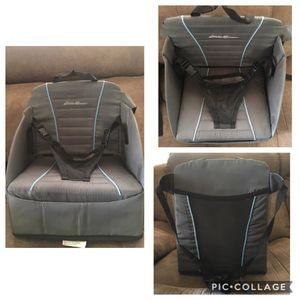 Eddie Bauer Pop-Up Booster Seat for Sale in Clyde, TX
