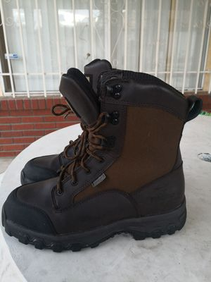 Irish setter by red wing work boots size 8 for Sale in Riverside, CA