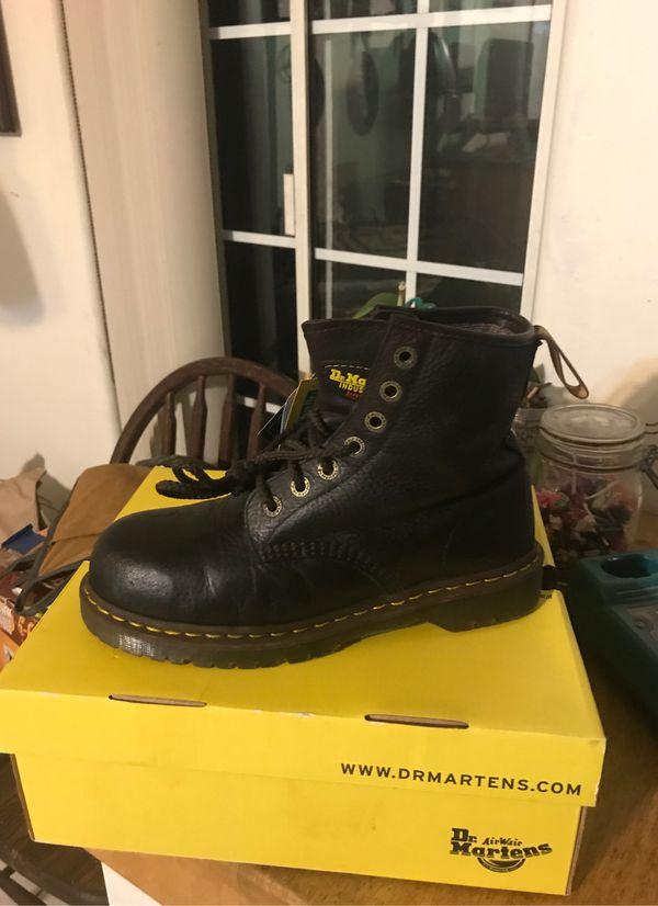 Men's DrMartens boots