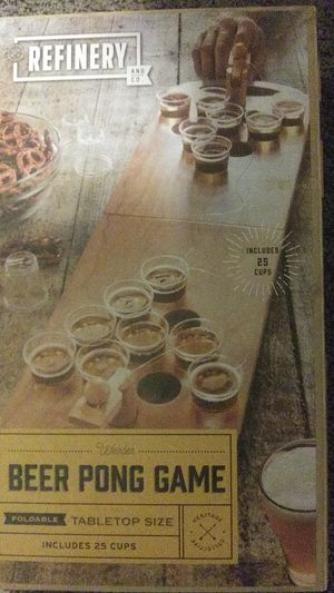 Beer pong for Sale in Vienna, WV