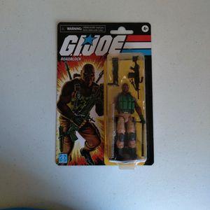 Gi Joe Action Figure Roadblock Hasbro 2020 for Sale in Healdsburg, CA