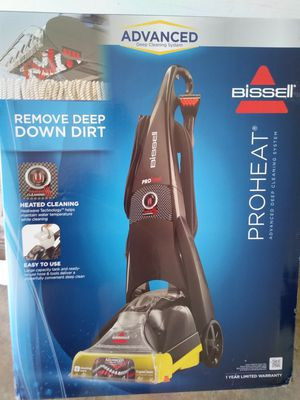 Bissell Proheat Deep Cleaning for Carpets for Sale in Houston, TX