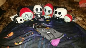 The Nightmare Before Christmas Collectable's. for Sale in Round Rock, TX