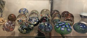Glass paperweights for Sale in undefined
