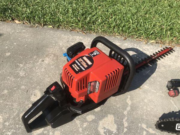 Yard / Landscape Gas Power Tools - Handyman Special