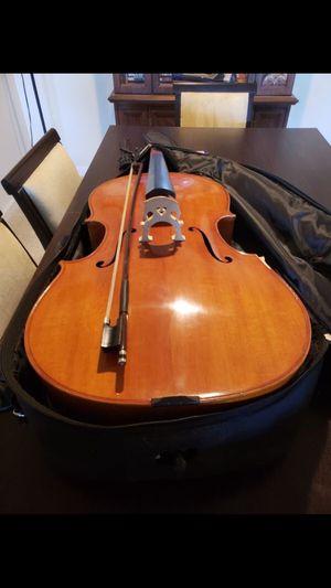 Strobel VC-100 3/4 Cello for Sale in Chesapeake, VA