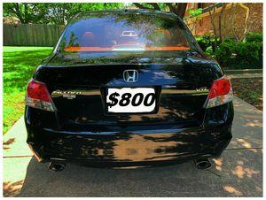 $8OO🔥 Very nice 🔥 2OO9 Honda accord sedan Run and drive very smooth!!! for Sale in Fresno, CA
