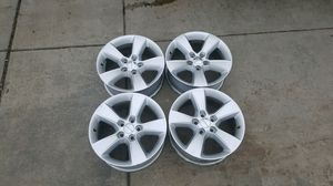 """17"""" Dodge Charger wheels rims 5-lug 5x115 alloy Magnum Chrysler 300 OEM stock factory set no tires for Sale in Commerce City, CO"""