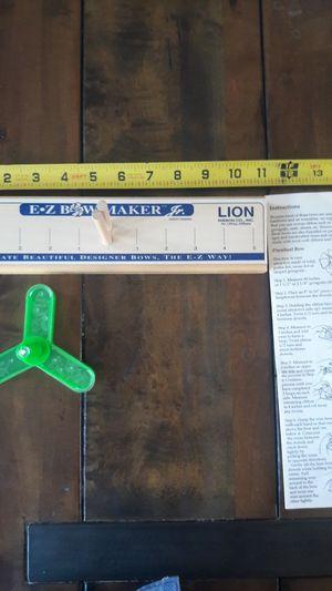 Bow maker for Sale in Dublin, CA