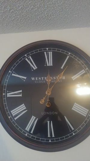 A western star clock for Sale in Oklahoma City, OK