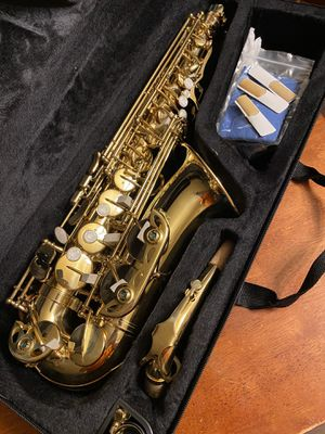 Alto Saxophone with New Set of Reeds Excellent Condition $350 Firm for Sale in Arlington, TX