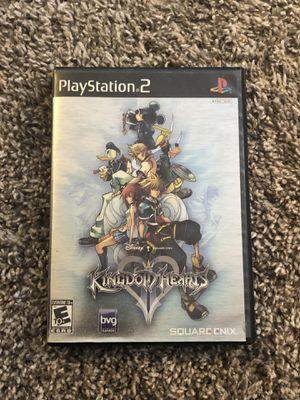 Kingdom Hearts 2- PS2 for Sale in Normal, IL