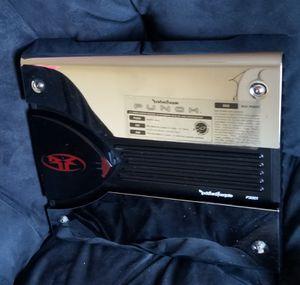 Rockford Fosgate Punch P300l 2/4 Channel 300 Watt Car Audio Amplifier for Sale in Seattle, WA