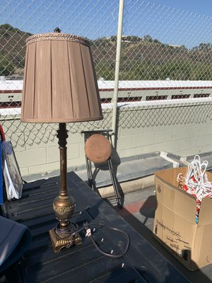 Antique lamp for Sale in San Diego, CA