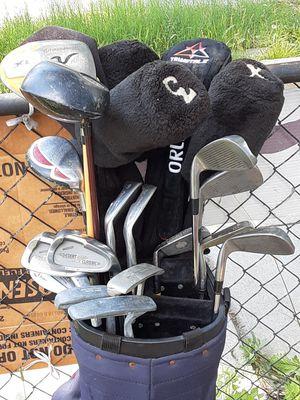 21 golf Clubs bundle for Sale in Washington, DC