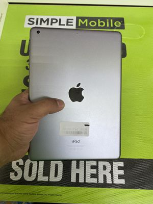 🔥🔥iPad 5th Gen 32Gb factory unlocked with warranty for Sale in Tampa, FL
