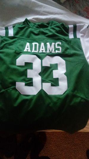 Jamal Adams new York jet jersey for Sale in Bellevue, TN