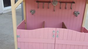 Horse stall / barn for American girl dolls for Sale in Rio Linda, CA