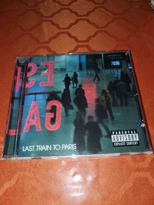 Diddy Last Train to Paris CD for Sale in New York, NY