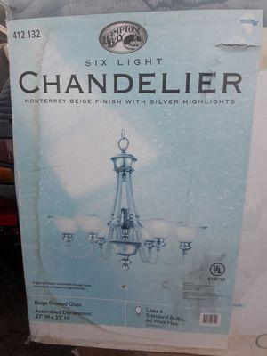 Chandelier brand new for Sale in Oakley, CA
