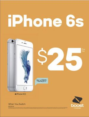 iPhone 6s Brand New with 1 year warranty for Sale in Fort Worth, TX