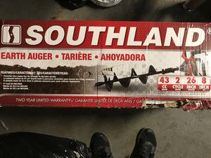 Southland 43cc Earth Auger (hole digger) for Sale in Gardena, CA