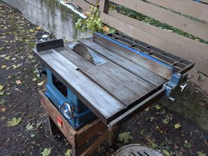 Vintage Craftsman table saw for Sale in Spokane, WA