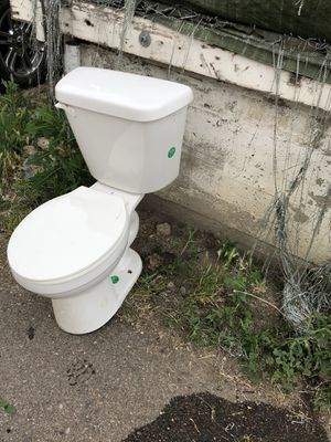 Free toilet for Sale in Denver, CO