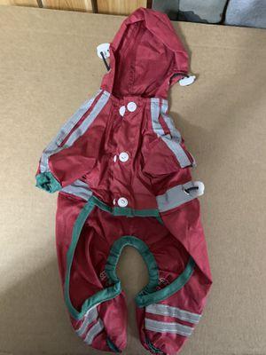 Pet small Rain suit. for Sale in Lexington, KY