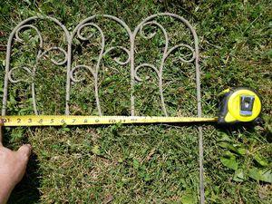 Flower bed fence for Sale in Staunton, VA