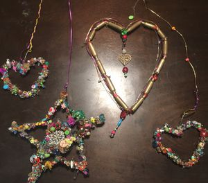 Wire and bead Art Decor for Sale in Austin, TX