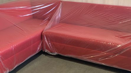 Red Sofa Couch for Sale in Miami Shores,  FL