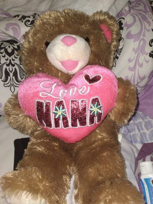Teddy bear selling for $10 in Poinciana for Sale in Kissimmee, FL