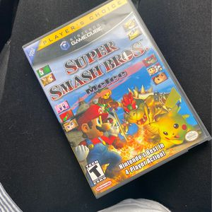 Super Smash Bros Melee (GAMECUBE) for Sale in Seattle, WA