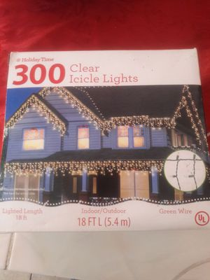 New in box 300 lights. for Sale in San Diego, CA