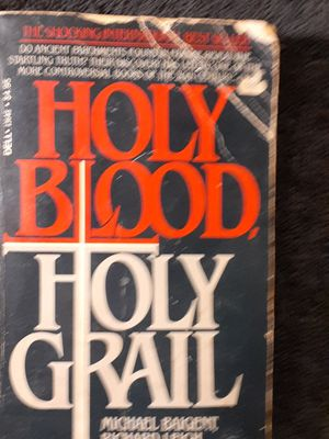 HOLY BLOOD HOLY GRAIL for Sale in NEW PRT RCHY, FL