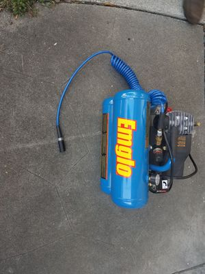 Emglo air compressor for Sale in Tacoma, WA