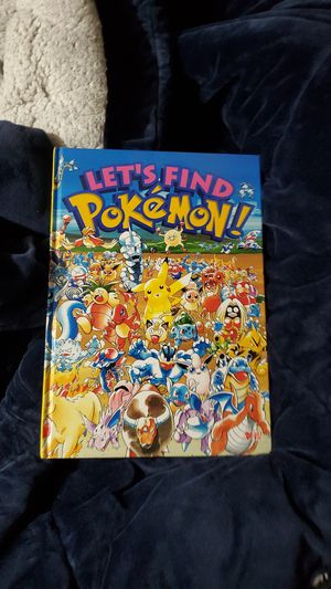Collectable pokemon book for Sale in Kirkland, WA
