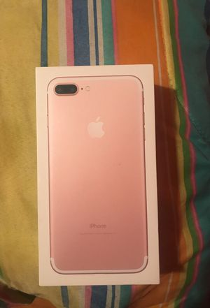 iPhone 7 Plus Rose Gold for Sale in Dearborn Heights, MI