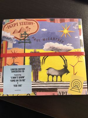Paul McCartney - Egypt Station Album for Sale in Fairfax, CA
