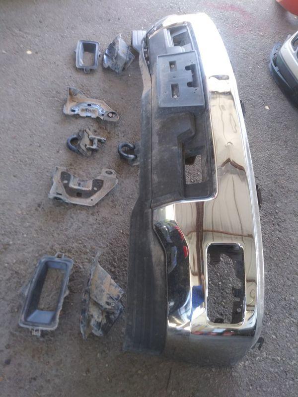 Silverado 2014-2015 bumper