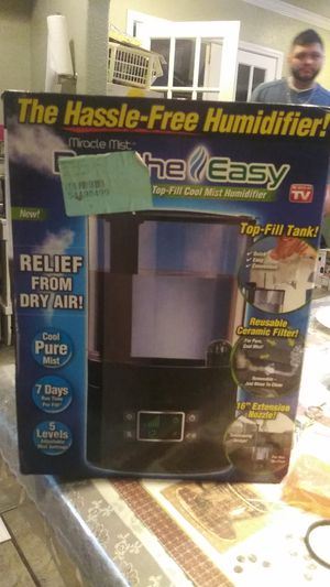 Brand New in box digital humidifier for Sale in San Antonio, TX