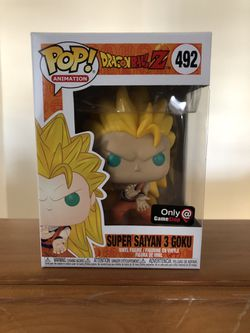 Super Saiyan 3 Goku Funko POP: 492 for Sale in Mill Creek,  WA