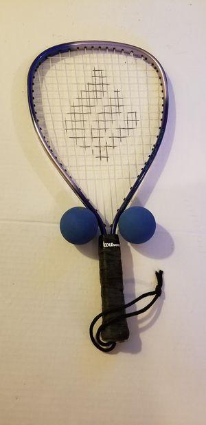 Ektelon avanti racquetball racket for Sale in Fort Worth, TX