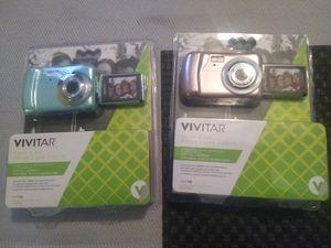 Vivitar digital cameras new for Sale in Laredo, TX